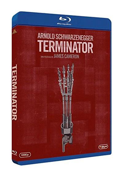 Terminator (Blu-Ray) (Faceplate)
