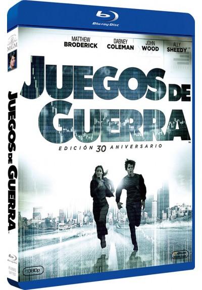 Juegos De Guerra (Blu-Ray) (War Games)
