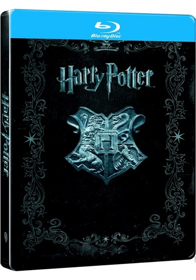 Harry Potter - Saga Completa (Ed. Metálica)