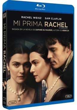 Mi Prima Rachel (Blu-Ray)