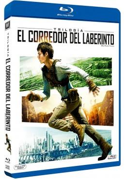 El Corredor Del Laberinto - Trilogía (Blu-Ray)