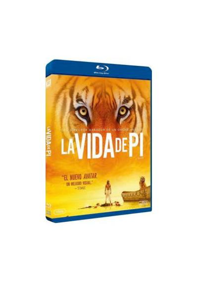 La Vida De Pi (Blu-Ray) (Life Of Pi)