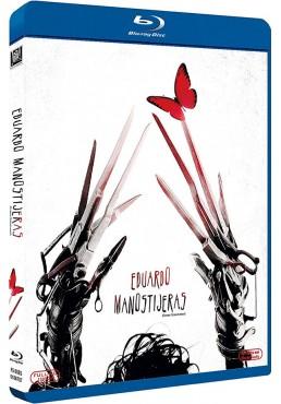 Eduardo Manostijeras (Blu-Ray) (Edward Scissorshands)