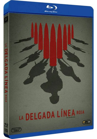 La Delgada Línea Roja (Blu-Ray) (The Thin Red Line)