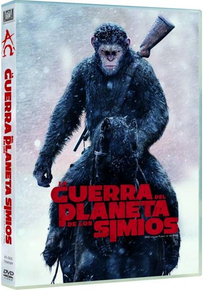 La Guerra Del Planeta De Los Simios (War For The Planet Of The Apes)