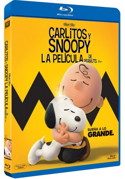 Carlitos Y Snoopy: La Película De Peanuts (Blu-Ray) (Snoopy And Charlie Brown: The Peanuts Movie)