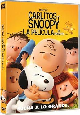 Carlitos Y Snoopy: La Película De Peanuts (Snoopy And Charlie Brown: The Peanuts Movie)