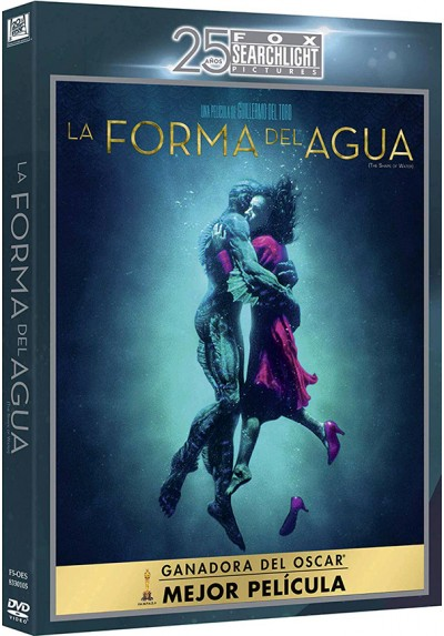La Forma Del Agua (Ed. 25 Aniversario Fox) (The Shape Of Water)