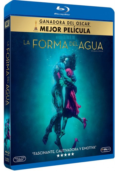 La Forma Del Agua (Blu-Ray) (The Shape Of Water)