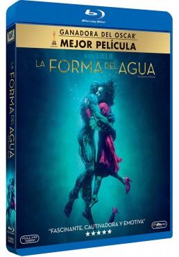 La Forma Del Agua (Blu-Ray) (The Shape Of Water)