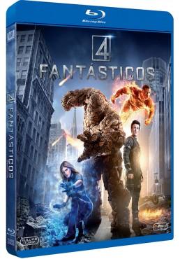 4 Fantásticos (Blu-Ray) (Fantastic Four)