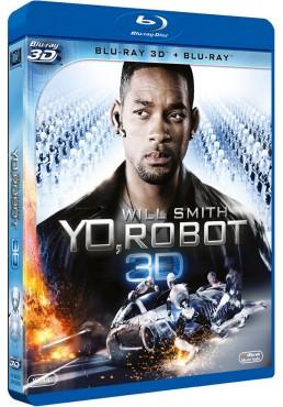 Yo, Robot (Blu-Ray 3d + Blu-Ray) (I, Robot)