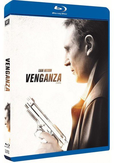 Venganza (Blu-Ray) (Taken)
