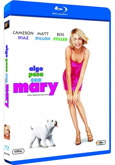 Algo Pasa Con Mary (Blu-Ray) (There´s Something About Mary)