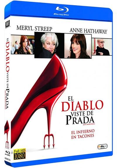 El diablo se viste de Prada (Blu-Ray)