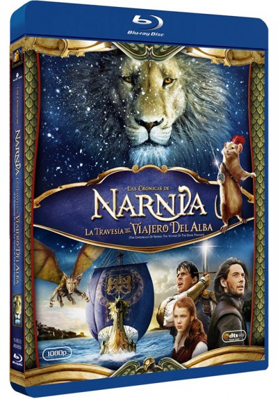 Las Crónicas De Narnia: La Travesía Del Viajero Del Alba (Blu-Ray) (The Chronicles Of Narnia: The Voyage Of The Dawn Treader)
