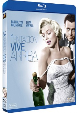 La Tentación Vive Arriba (Blu-Ray) (The Seven Year Itch)