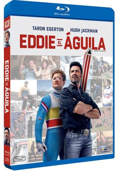 Eddie El Aguila (Blu-Ray) (Eddie The Eagle)