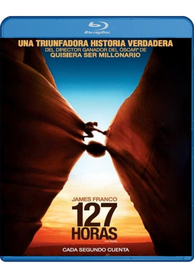127 Horas (127 Hours) (Blu-Ray)