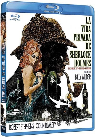 La Vida Privada De Sherlock Holmes (Blu-Ray) (Bd-R) (The Private Life Of Sherlock Holmes)