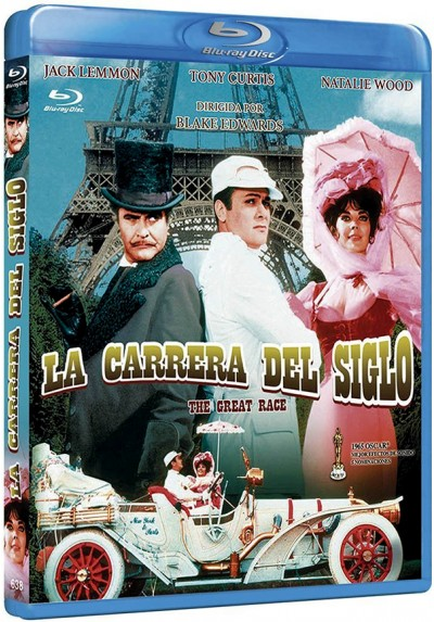 La Carrera Del Siglo (Blu-Ray) (The Great Race)