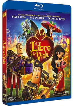 El Libro De La Vida (Blu-Ray) (The Book Of Life)