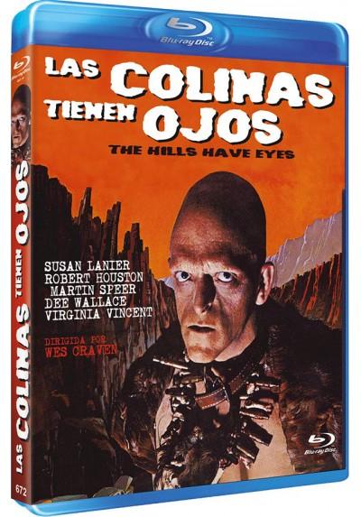 Las Colinas Tienen Ojos (1977) (Blu-Ray) (Bd-R) (The Hills Have Eyes)