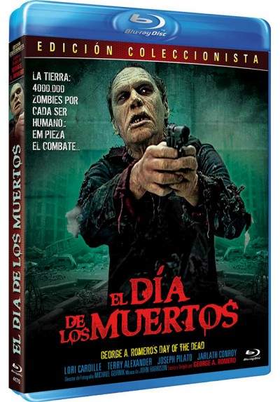 El Dia De Los Muertos (Blu-Ray) Ed.Especial (Day Of The Dead)