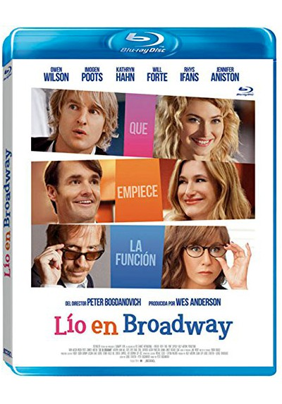 Lío En Broadway (Blu-Ray) (She´s Funny That Way)