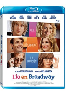 Lío En Broadway (Blu-Ray) (She´s Funny That Way)