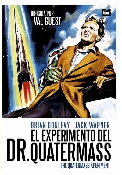 El Experimento Del Dr. Quatermass (The Quatermass Xperiment)