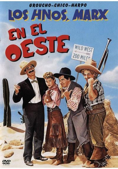 Los Hermanos Marx En El Oeste Go West