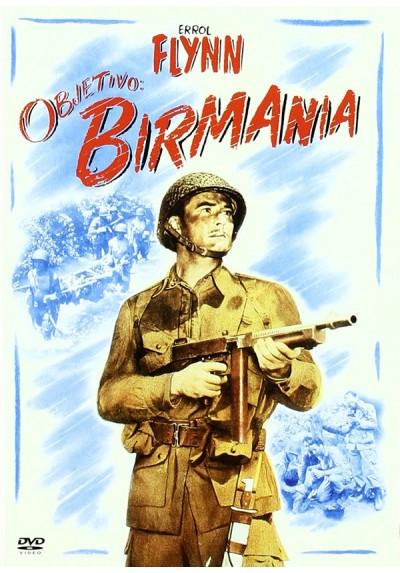 Objetivo: Birmania (Objective Burma)