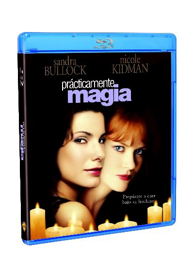 Prácticamente Magia (Blu-Ray) (Practical Magic)