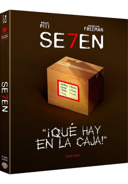 Seven (Blu-Ray) (Iconic)