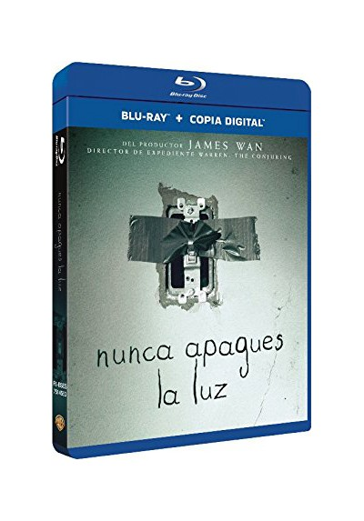 Nunca Apagues La Luz (Blu-Ray + Copia Digital) (Lights Out)