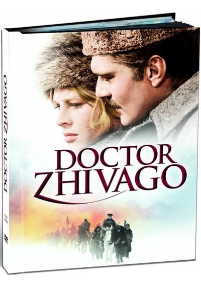 Doctor Zhivago (Ed. Libro) (Blu-Ray)