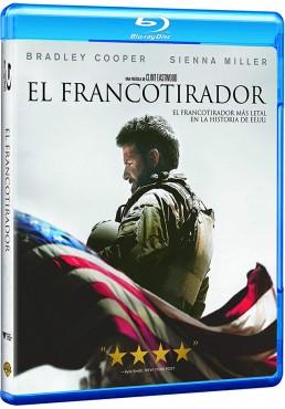 El Francotirador (Blu-Ray) (American Sniper)