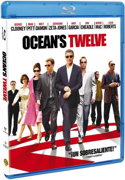 Ocean´s Twelve (Blu-Ray)
