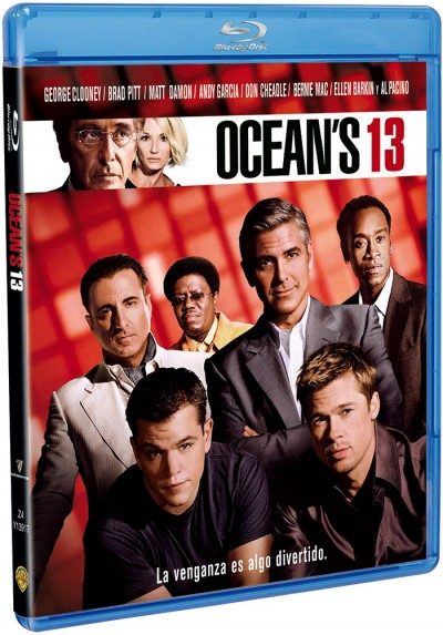 Ocean´s Thirteen (Blu-Ray)