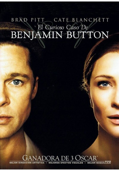 El Curioso Caso De Benjamin Button (The Curious Case Of Benjamin Button)