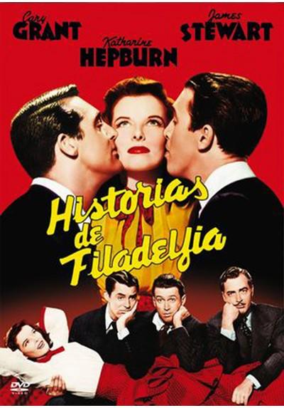 Historias De Filadelfia (The Philadelphia Story)