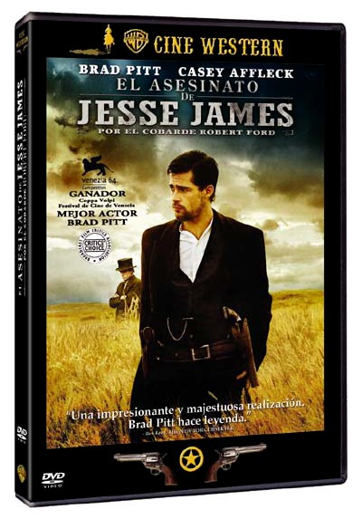 El Asesinato De Jesse James Por El Cobarde Robert Ford (The Assassination Of Jesse James)