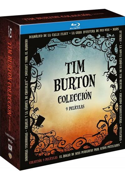 Colección Tim Burton -  (Blu-Ray)