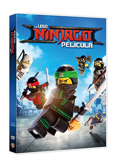 La Lego Ninjago Película (The Lego Ninjago Movie)