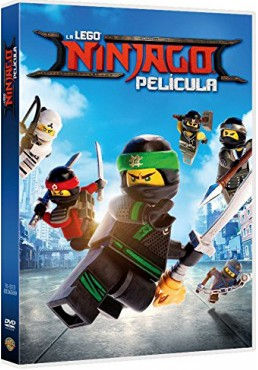 La Lego Ninjago Película (The Lego Ninjago Movie)