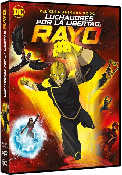 Luchadores Por La Libertad: Rayo (Freedom Fighters: The Ray)
