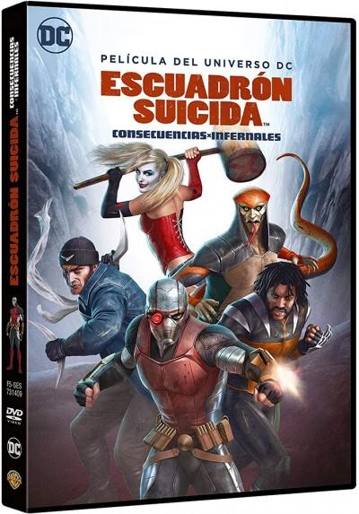 Escuadrón Suicida: Consecuencias Infernales (Suicide Squad: Hell To Pay)