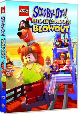 Lego: Scooby-Doo! Fiesta En La Playa De Blowout