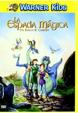 La Espada Mágica: En Busca De Camelot (The Magic Sword: Quest For Camelot)